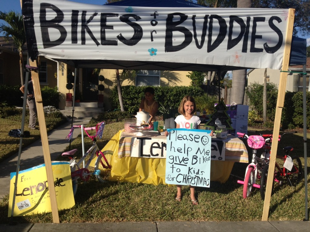 Callee's Bikes for Buddies